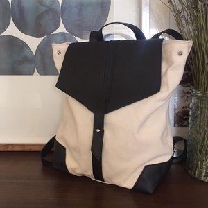 DEUX LUX Canvas Adjustable Backpack Bag